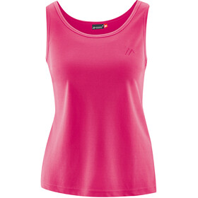 Maier Sports Petra Top Damen fandango pink